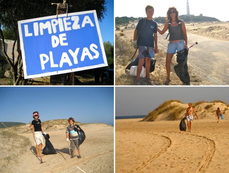 Limpieza Playa 2011