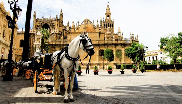Travelling In Spain